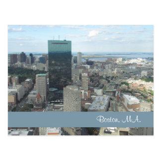 Boston, Massachusetts #5 Postcard