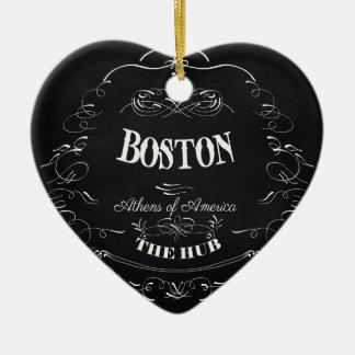 Boston Massachusetts - Athens of America Ornament