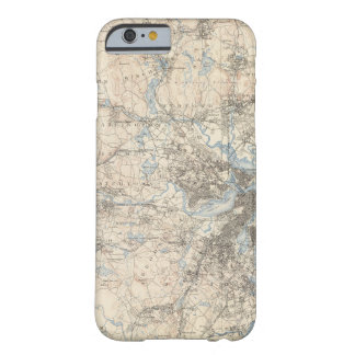Boston, Massachusetts Barely There iPhone 6 Case