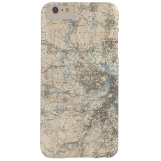 Boston, Massachusetts Barely There iPhone 6 Plus Case