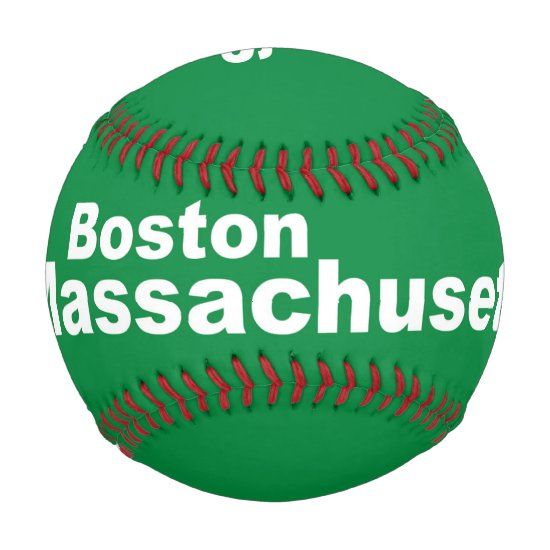 Boston, Massachusetts Baseball