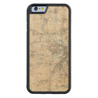 Boston, Massachusetts Carved® Maple iPhone 6 Bumper