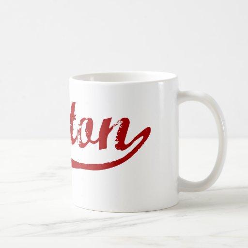 Boston Massachusetts Classic Design Classic White Coffee Mug