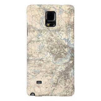Boston, Massachusetts Galaxy Note 4 Case