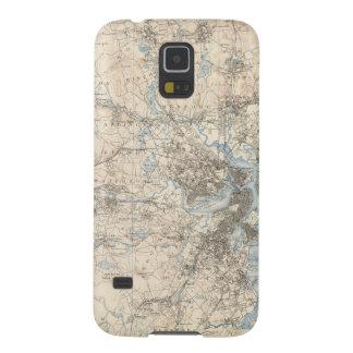 Boston, Massachusetts Galaxy S5 Case