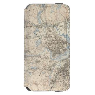 Boston, Massachusetts iPhone 6/6s Wallet Case