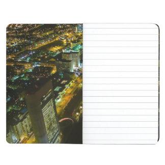 Boston, Massachusetts, los E.E.U.U. Cuaderno Grapado