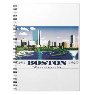 Boston, Massachusetts Notebook