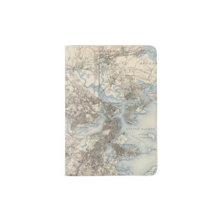 Boston, Massachusetts Passport Holder