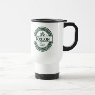 Boston Massachusetts - pissah travieso Taza De Café