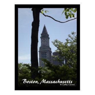 Boston, Massachusetts Post Card