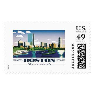Boston, Massachusetts Postage