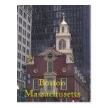Boston Massachusetts Postales