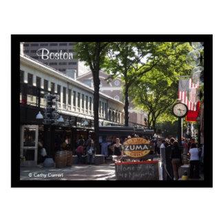 Boston Massachusetts Postcard