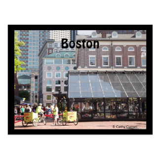 Boston Massachusetts Postcards