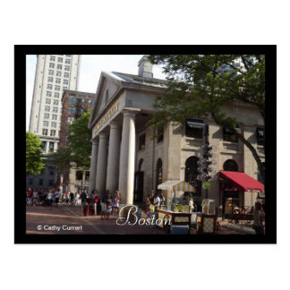 Boston, Massachusetts Postcards