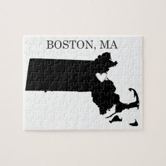 Boston Massachusetts Jigsaw Puzzles