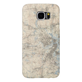 Boston, Massachusetts Samsung Galaxy S6 Case