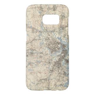 Boston, Massachusetts Samsung Galaxy S7 Case