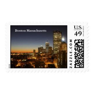 Boston Massachusetts Sellos
