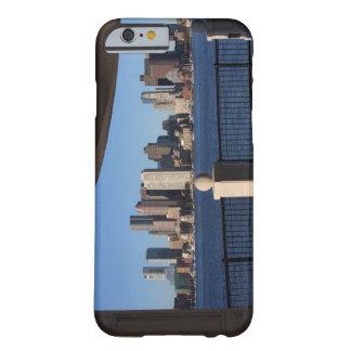 Boston, Massachusetts skyline 2 Barely There iPhone 6 Case