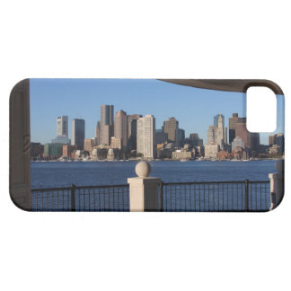 Boston, Massachusetts skyline 2 iPhone SE/5/5s Case