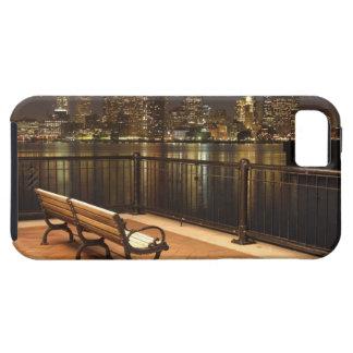 Boston, Massachusetts skyline 3 iPhone SE/5/5s Case