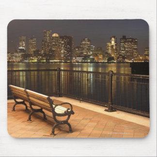Boston, Massachusetts skyline 3 Mouse Pad