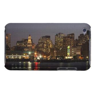Boston, Massachusetts skyline 4 Barely There iPod Case