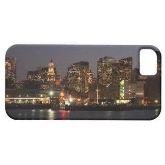 Boston, Massachusetts skyline 4 iPhone SE/5/5s Case