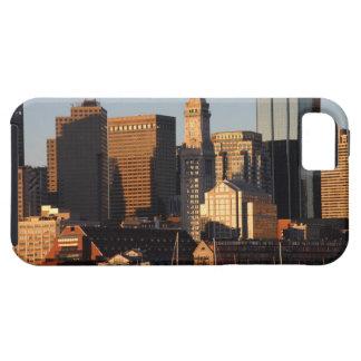 Boston, Massachusetts skyline 5 iPhone SE/5/5s Case