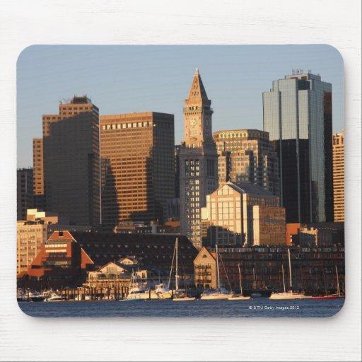 Boston, Massachusetts skyline 5 Mouse Pad