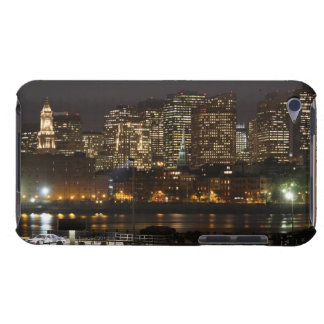Boston, Massachusetts skyline 6 Barely There iPod Cases