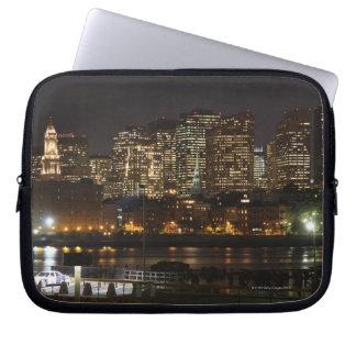 Boston, Massachusetts skyline 6 Laptop Sleeve