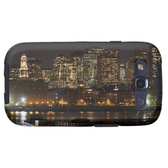 Boston, Massachusetts skyline 6 Samsung Galaxy S3 Cover