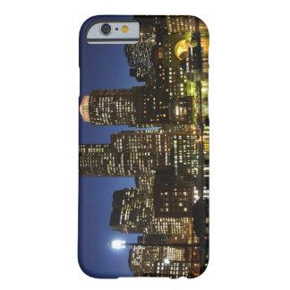Boston, Massachusetts skyline Barely There iPhone 6 Case