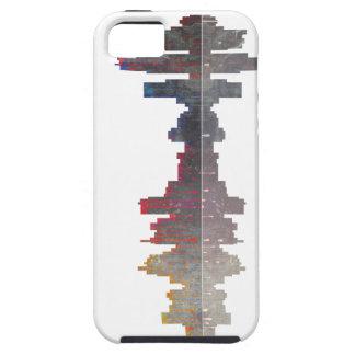 Boston Massachusetts Skyline iPhone SE/5/5s Case