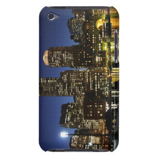 Boston, Massachusetts skyline iPod Case-Mate Case
