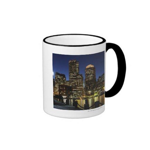 Boston, Massachusetts skyline Coffee Mug