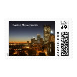 Boston Massachusetts Stamps