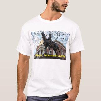 Boston, Massachusetts, T-shirt