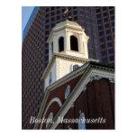 Boston, Massachusetts Tarjetas Postales