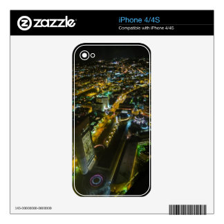 Boston, Massachusetts, USA Decal For The iPhone 4S