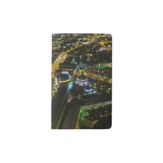Boston, Massachusetts, USA Pocket Moleskine Notebook