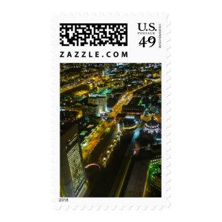 Boston, Massachusetts, USA Postage Stamp