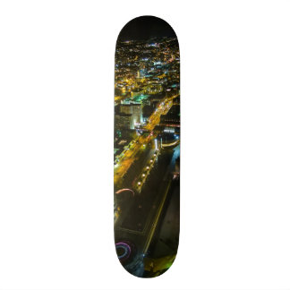 Boston, Massachusetts, USA Skateboard Deck
