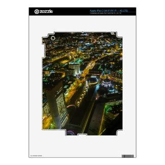 Boston, Massachusetts, USA Skins For iPad 3