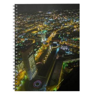 Boston, Massachusetts, USA Spiral Notebook