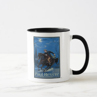 Boston, MassachusettsPaul Revere's Ride Mug