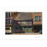 Boston, MassachusettsView de la casa de Paul Tarjetas Postales